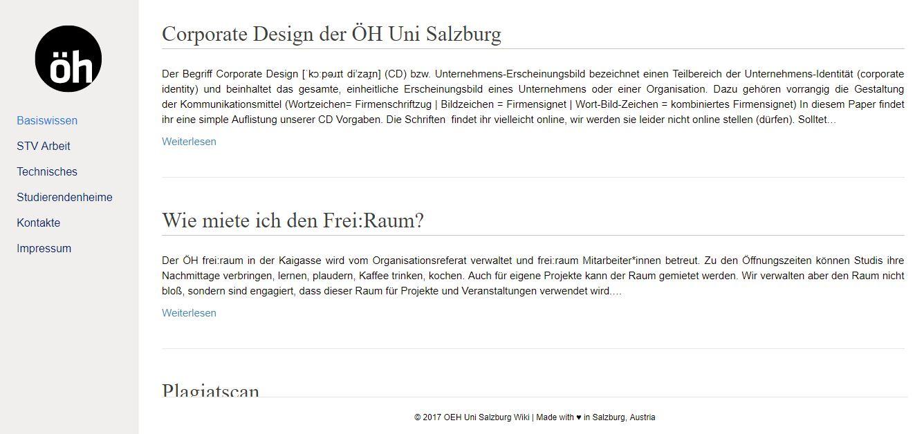 Jetzt neu: ÖH Uni Salzburg Wiki - ÖH Salzburg  Jetzt neu: ÖH ...